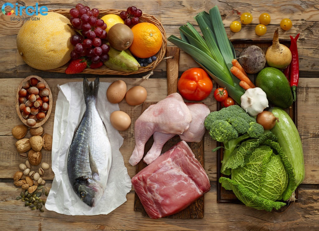 Dinh dưỡng cho trẻ dậy thì sớm cần đáp ứng đầy đủ các dưỡng chất cần thiết và có nguồn gốc xuất xứ rõ ràng.