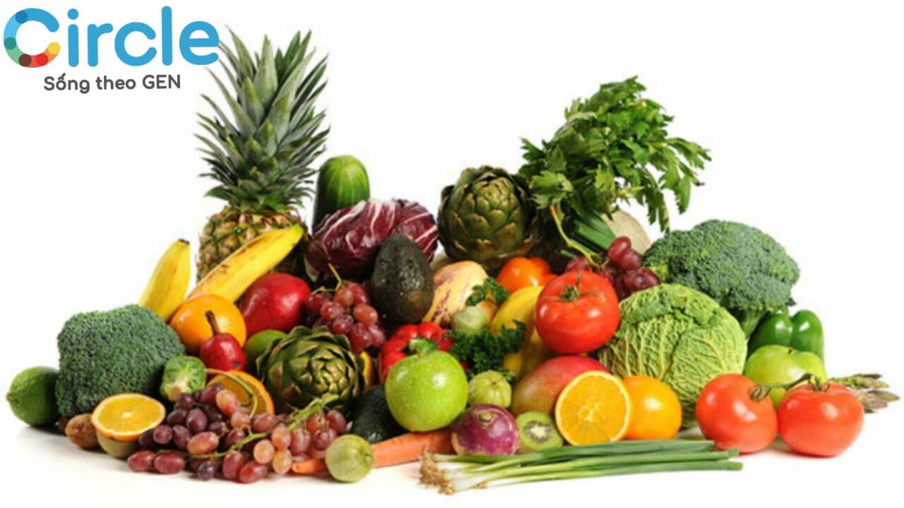 Bổ sung thêm chất xơ, vitamin và khoáng chất từ rau xanh, củ, quả tươi. Điều này luôn cần thiết cho trẻ.