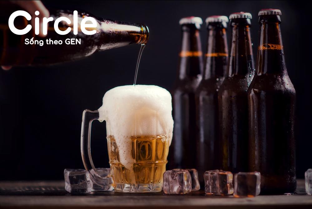 Hãy nói không với đồ uống có cồn để bảo vệ sức khỏe cũng như cải thiện vóc dáng, bạn nhé!