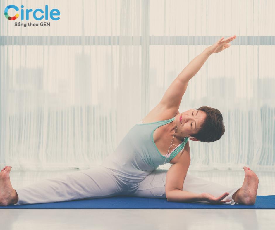 Yoga là môn thể dục rất có lợi cho người bị cao huyết áp.