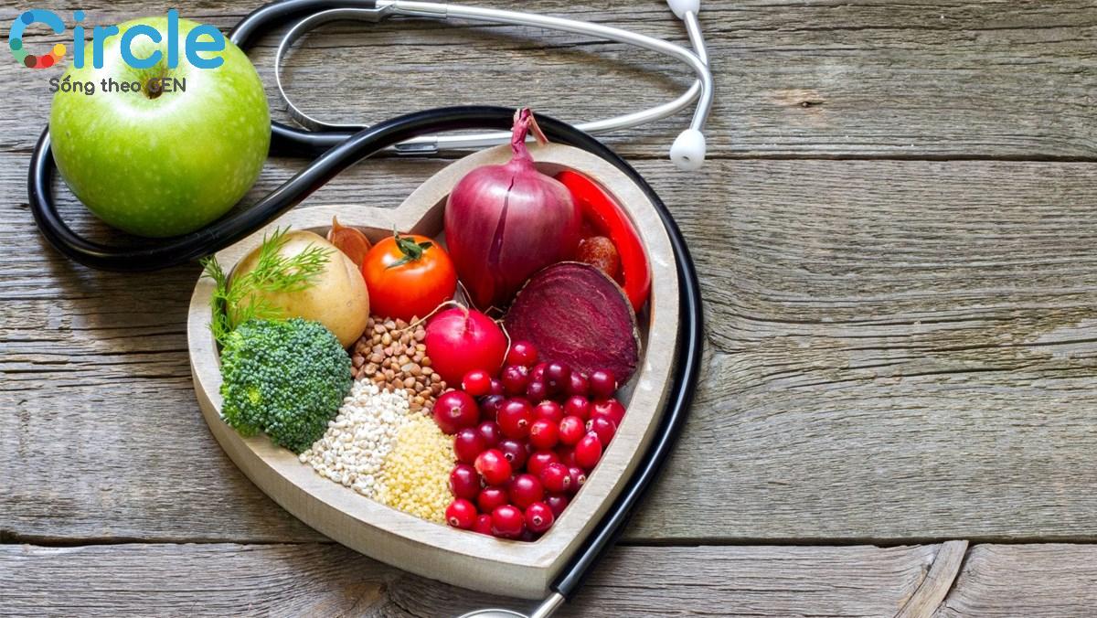 Bổ sung nhiều chất xơ đầy lùi một số bệnh tim mạch và cao huyết áp phổ biến