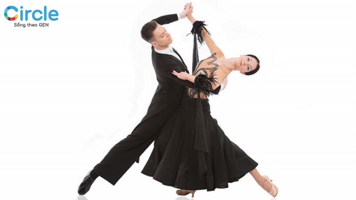 Khiêu vũ là một trong những bài tập thể dục hóp mỡ tốt