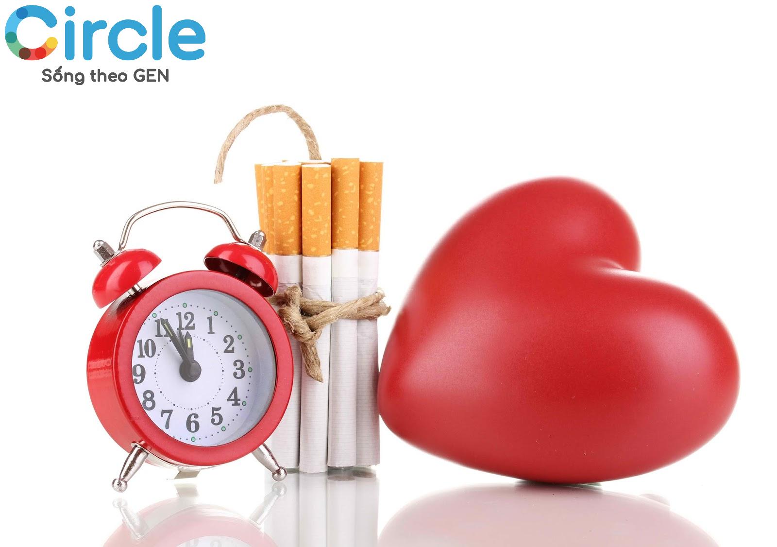 Theo phát hiện của một nghiên cứu được công bố của Hiệp hội Tim mạch châu Âu (ESC cho thấy, bạn càng có nguy cơ mắc chứng rối loạn nhịp tim gọi là rung tâm nhĩ càng cao nếu thường xuyên hút thuốc lá