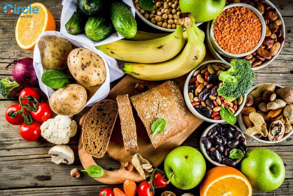 Khi đã biết Cholesterol tăng trong trường hợp lối sống không lành mạnh thì bạn nên có một lối sống lành mạnh cùng một thực đơn khoa học